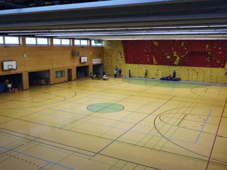 BIZ Sporthalle WEST