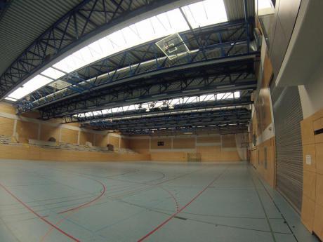 BIZ Sporthalle SÜD