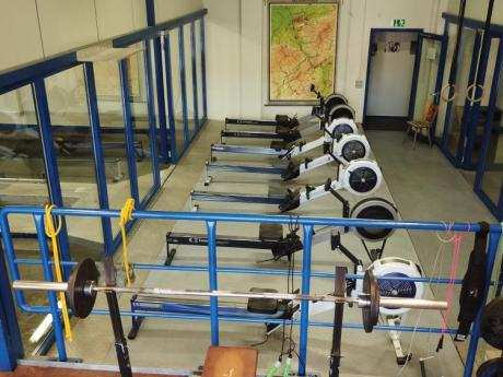 Fitness- und Kraftraum