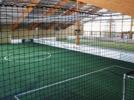 Soccerhalle