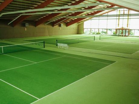 Tennishalle Pfeddersheim